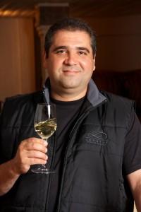 Razvan Macici, vinificator sef nederburg