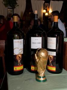 spania campioana mondiala vinuri