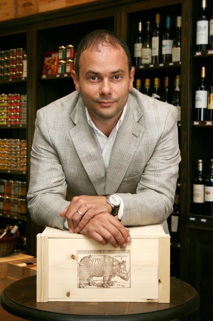 Cristian Preotu, proprietar Le Manoir, Le Bistrot Francais, Comtesse du Barry, Sushi Room