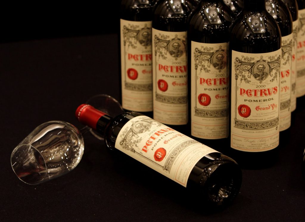 Hong Kong Wine Auction