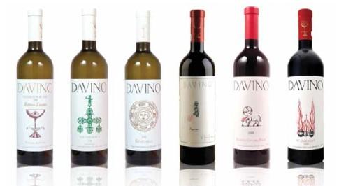 davino vinuri