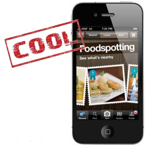 foodspotting cool