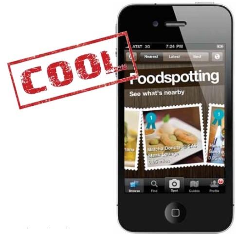 foodspotting cool