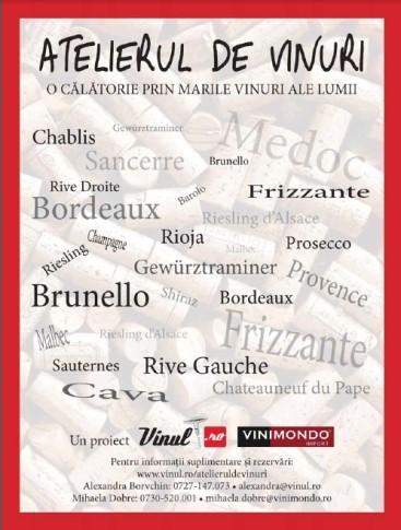 atelier de vinuri