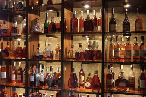 cognac pe raft