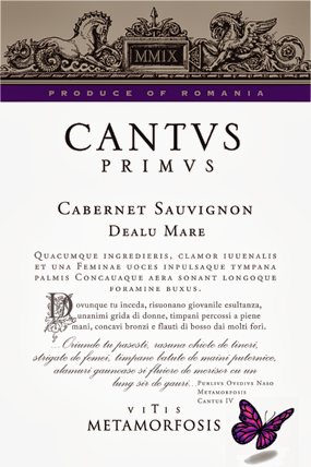 cantus-label