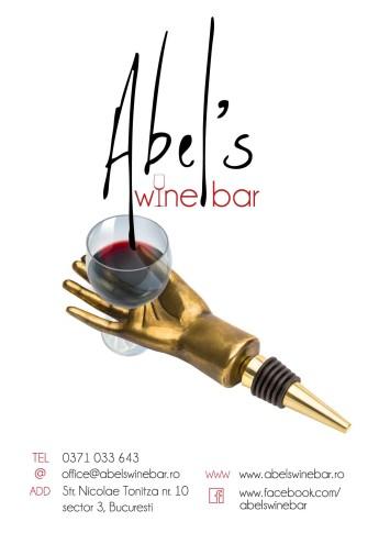 macheta ABEL'S WINE BAR