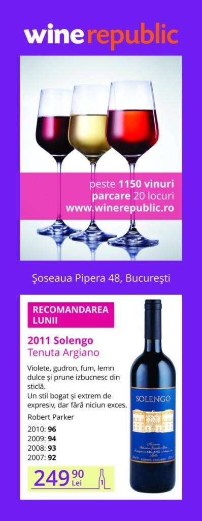 macheta WINE REPUBLIC