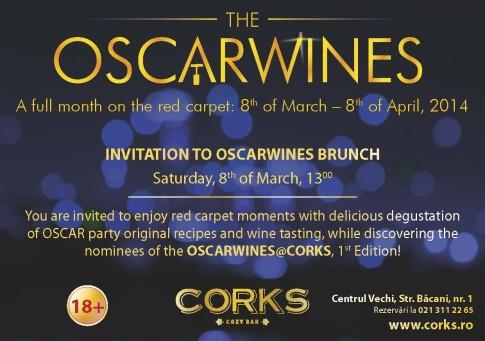 Oscar CORKS