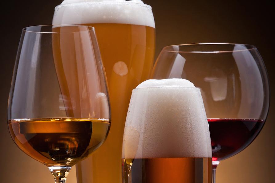 Bere vs vin