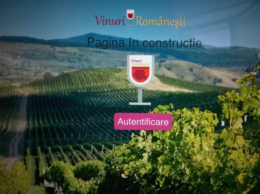 Vinuri romanesti EU
