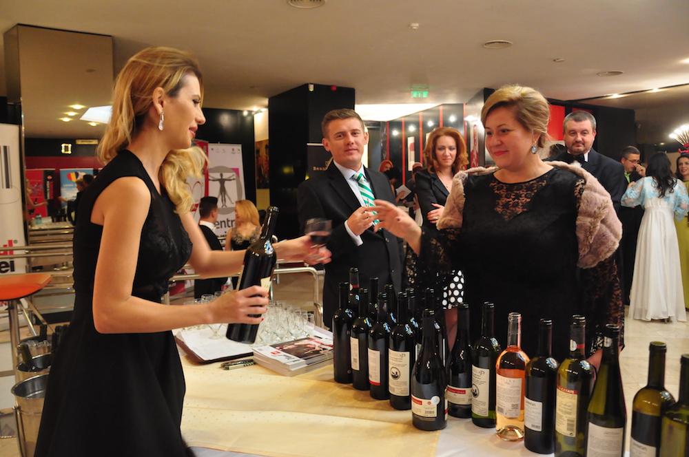 BV display vinuri intrare Poliana MICSORATA