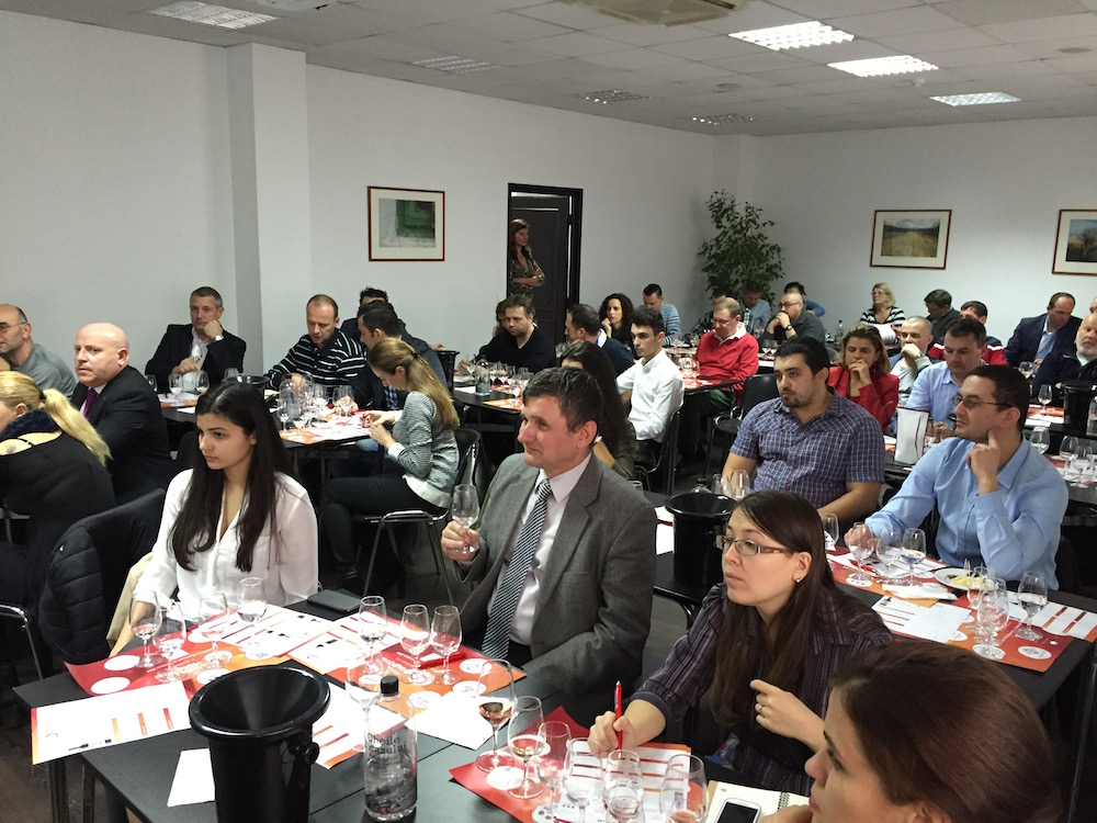 Wine of Moldova masterclass