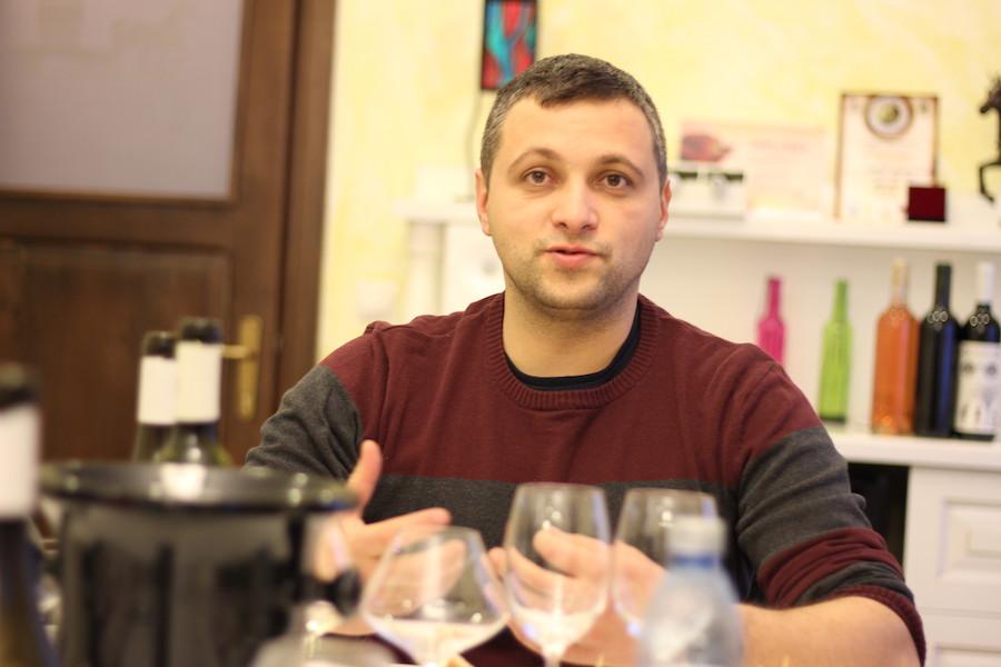 Gabi Lacureanu, directorul și enologul Licorna Winehouse, despre exportul în Anglia