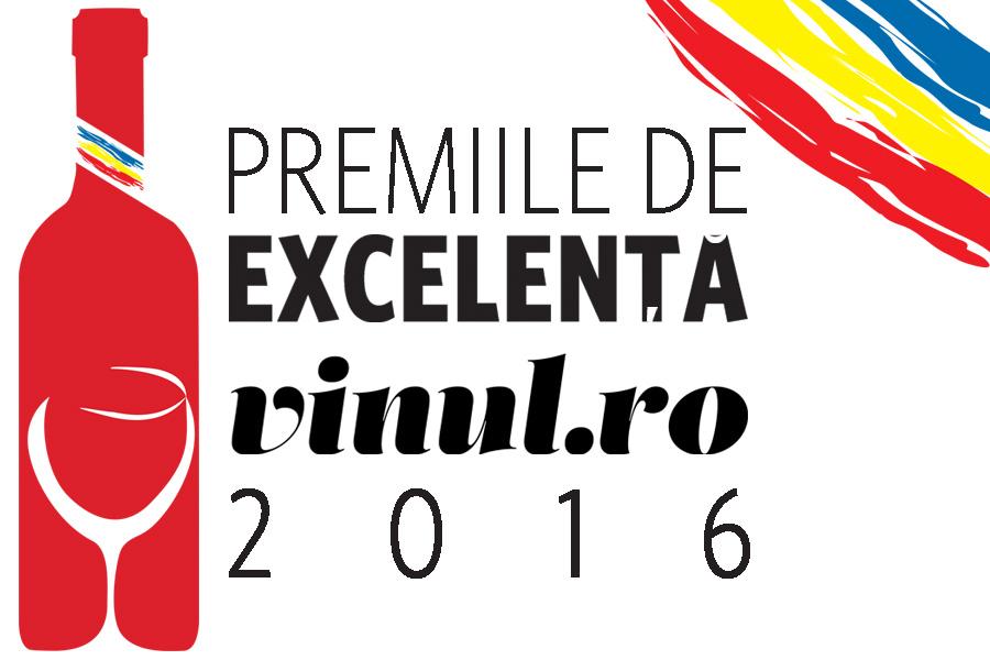 Logo Premiile de Excelenta VinulRo 2016