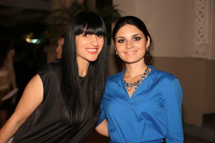 Anita Panait si Nicoleta Tilinca