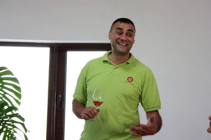 Boris Florin Ionescu degustare 2