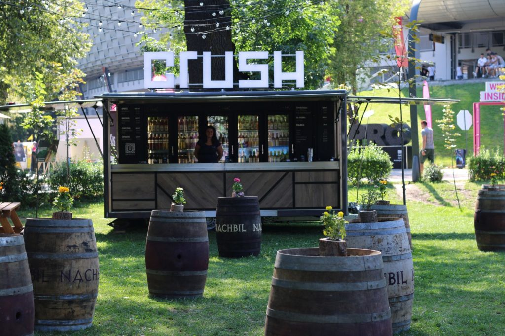 Crush Festival Car