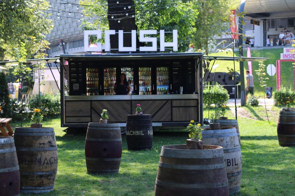 Crush Festival Car