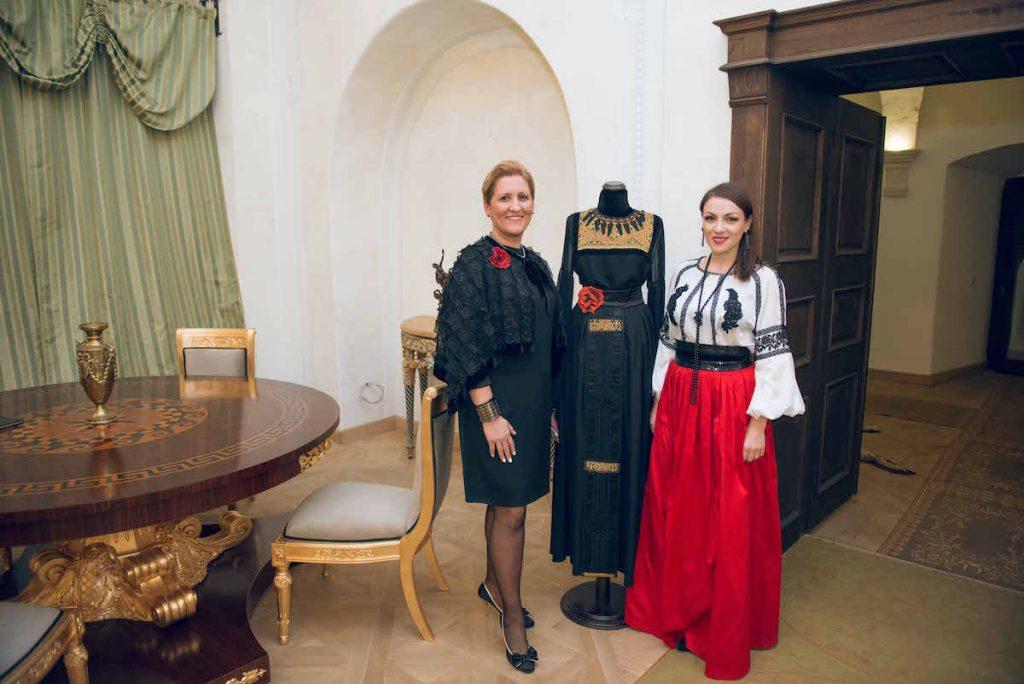 Liliana Turoiu si Ioana Maria Ardelean