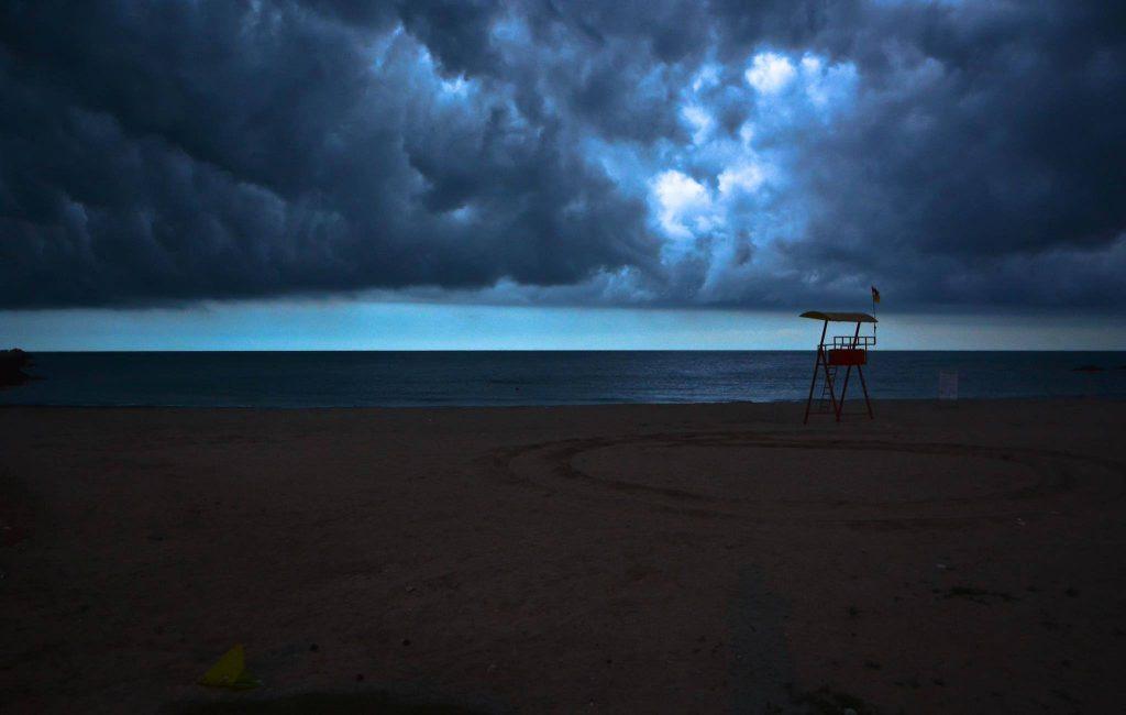 Plaja 2 Mai, Florin Vasile