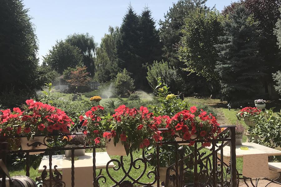 Giardino del Lago, în nordul Capitalei: cu iepurași în libertate, un ...