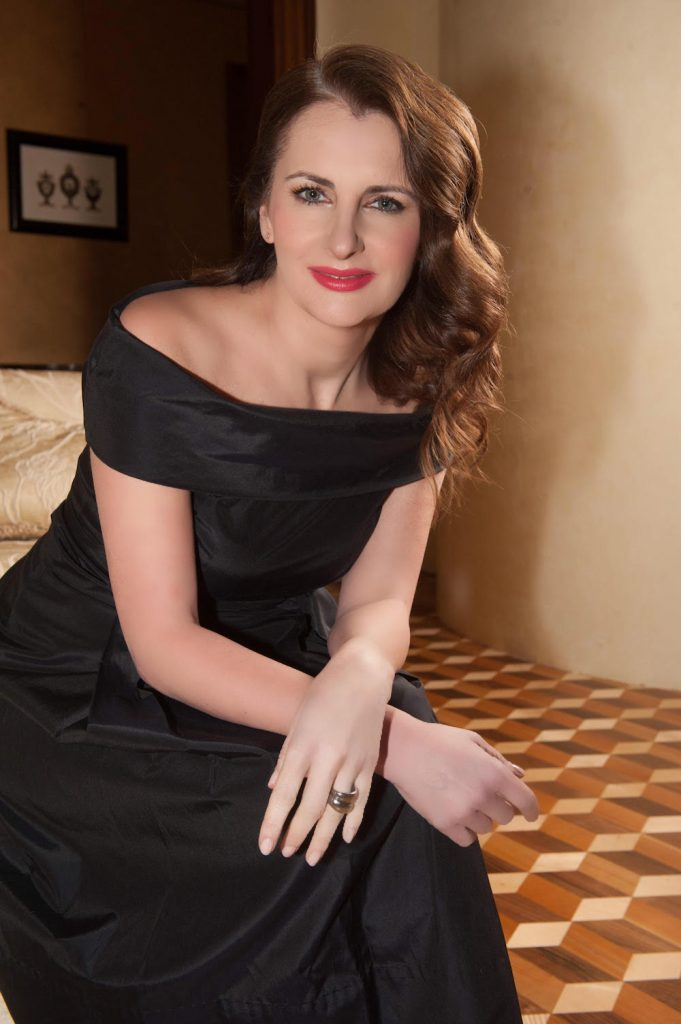 Diana Pavelescu portret