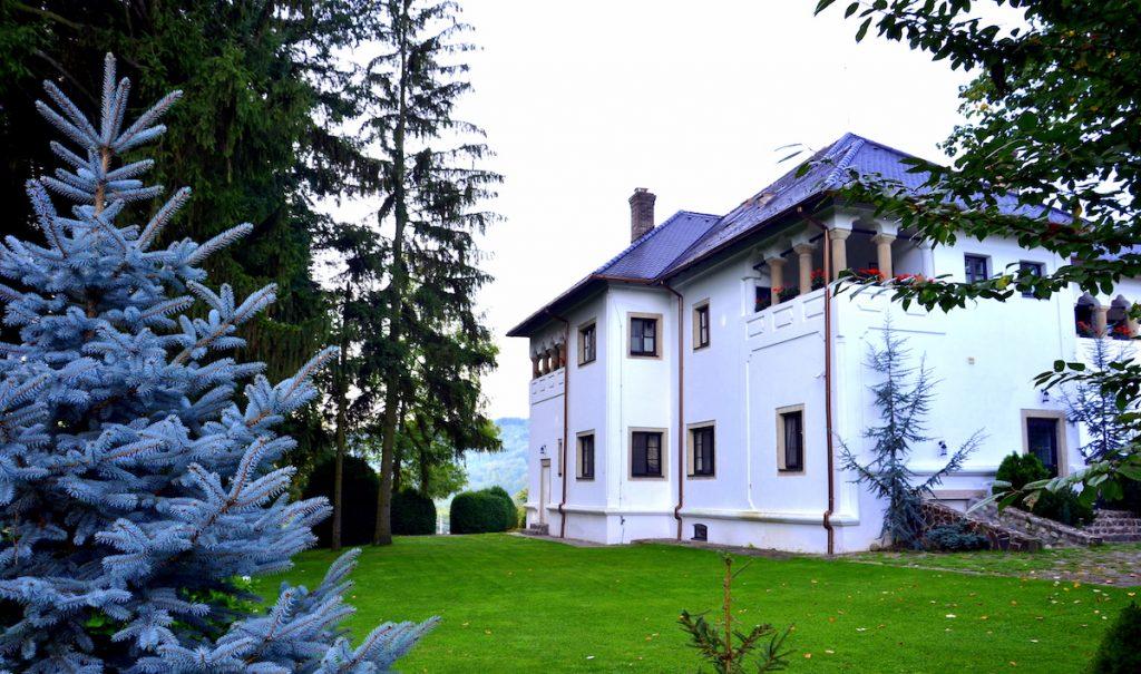 Conacul Maldăr, exterior. Fotografie de Răzvan Voiculescu