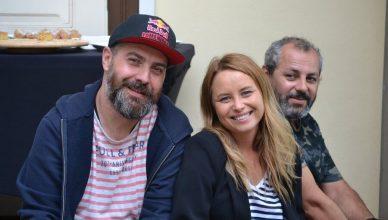 Organizatorii Gastro Urban Sibiu sunt genul de oameni cu care te bucuri să stai la un pahar