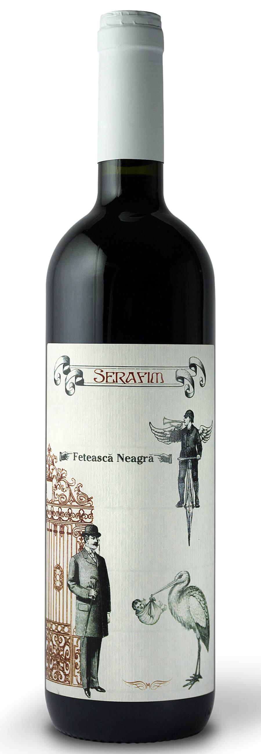 Serafim Feteasca Neagra Licorna Winehouse