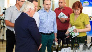 Targul de vinuri Vin la Dunare de la Braila a fost un succes de la prima editie