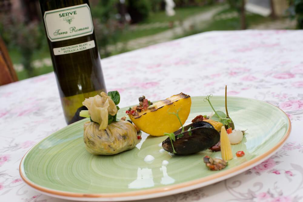 sarmale reinterpretate gastronomie romaneasca traditionala