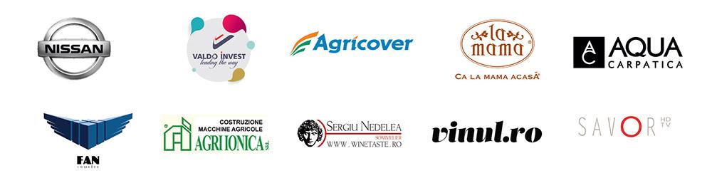 Partenerii si sponsorii VINARIUM