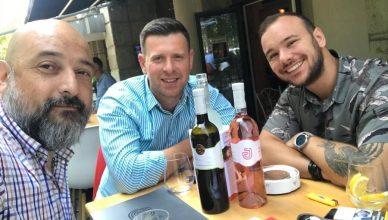 Darius Pripon, wine maker Crama Jelna