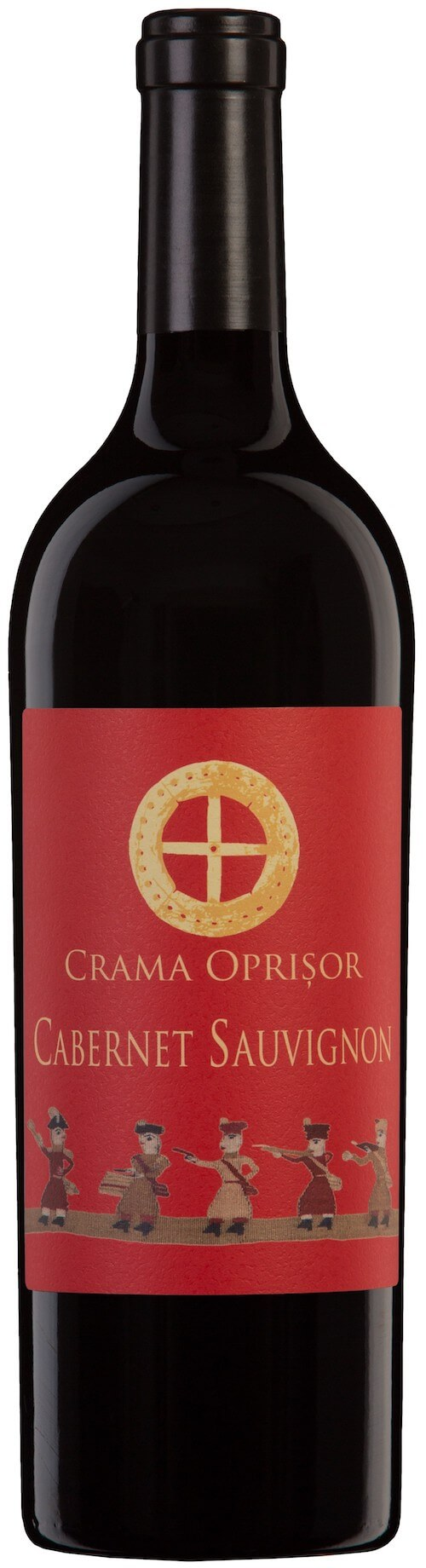 Vinul premium Cabernet Sauvignon Eticheta roșie 2016 a fost lansat de Crama Oprișor în 17 septembrie 2018