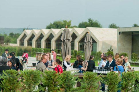 aspect de le conferinta globala turism viticol UNWTO Chisinau