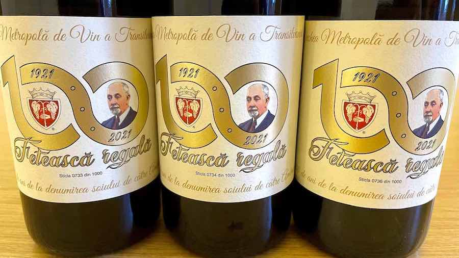 La Weinfest Mediaș 2021, cu ocazia Proclamării zilei de 3 iunie drept Zi internațională a soiului Fetească regală, vizitatorii au avut ocazia să guste vinuri din acest soi purtând eticheta aniversării a 100 de ani de la denumirea oficială a soiului